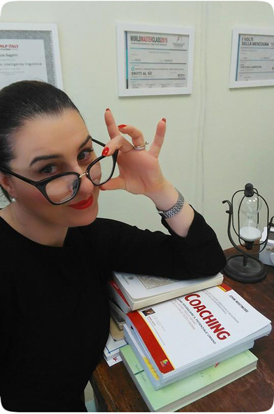 Paola Bagalini - Life and Business coach